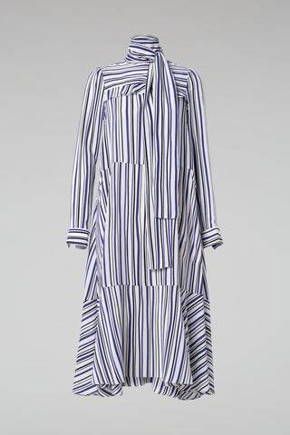 Offbeat Lines Dress