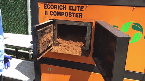 Ecorich composter