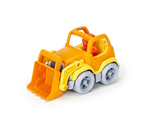 Green Toys Scooper Construction Truck made from 100% Recycled Plastic
