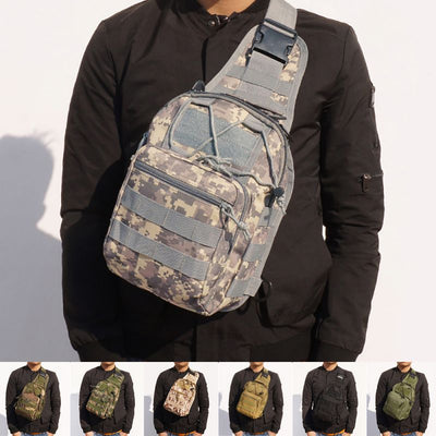 Tactical Small Chest Bag Hanging Bag Outdoor Sports Small Chest Bag