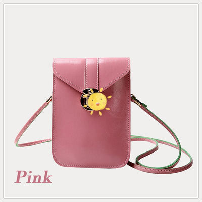 Touchable PU Leather Change Bag(✨50% off Mother\'s Day Promotion✨ Mobile Phone Bag)