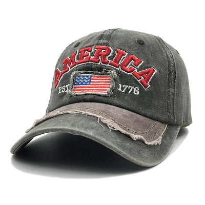 1776 Embroidered hat