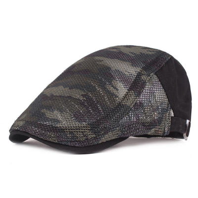 Summer mesh Beret vent cap (Buy 3 get free shipping)