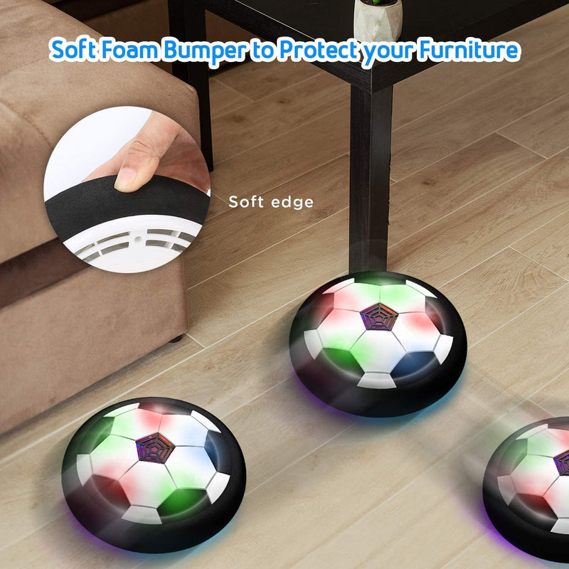 AirBall™ - The Indoor Soccer Hovering Ball