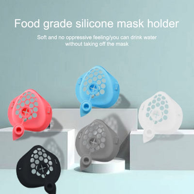 3D Mask Holder Three-Dimensional Space Silicone Inner Support Mask Holder