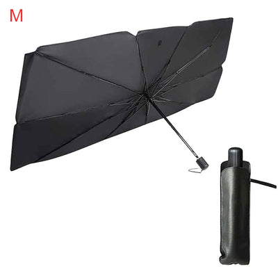 Multifunction Car Parasol Vehicle Umbrella Sunshade