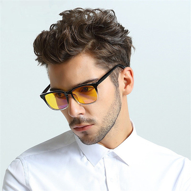 Anti Blue Light Radiation Goggles Spectacles