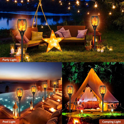 Solar Flame Lamp【BUY 2 GET FREE SHIPPING】