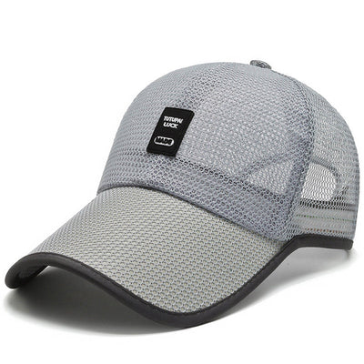 40% OFF - LONG BRIM Quick-Drying Mesh Breathable Sun Hat