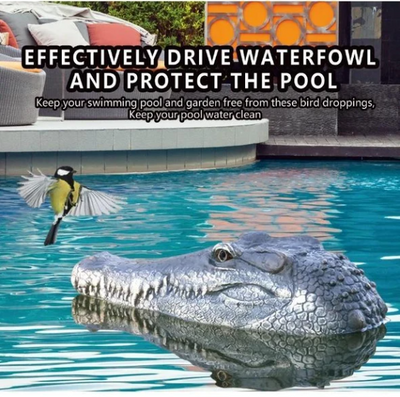 [ 50% OFF ] Preteroad™ Crocodile Head Remote Control 2.4G RC Boat