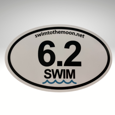 6.2 Swim Decal