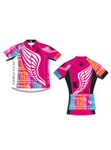 Betty Designs Goddess Racing Cycling Jersey