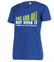 "The Arb Hill ""Get Over It"" short-sleeved T"