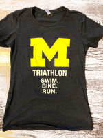 Michigan Tri T-Shirt