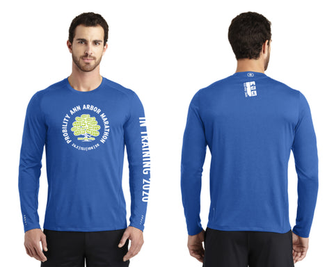 "Probility Ann Arbor Marathon ""2020 in Training"" Shirt"