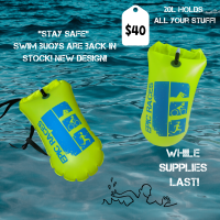 Epic Swim Buoy with Storage