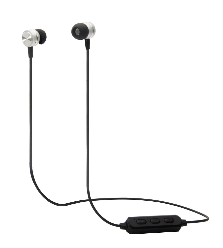 Wireless Earphones - Rechargeable (No risk of losing an ear piece)