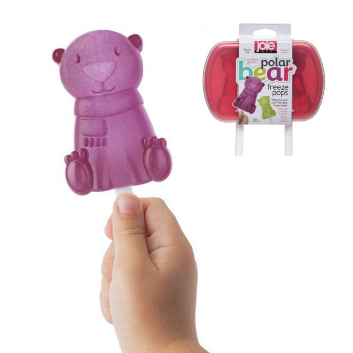Joie Freeze Pops 2pc Moulds - Polar Bear