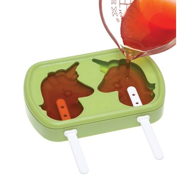 Joie Freeze Pops 2pcs Moulds - Unicorn