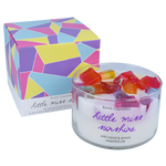 Bomb Cosmetics - Jelly Glass Candles 'Little Miss Sunshine' (Cruelty Free & Vegan)