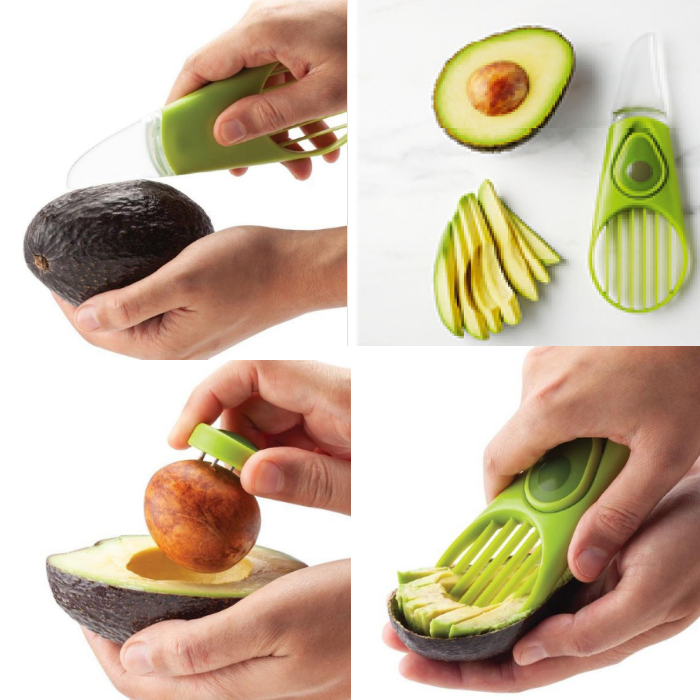 Joie 3-in-1 Avocado Slicer