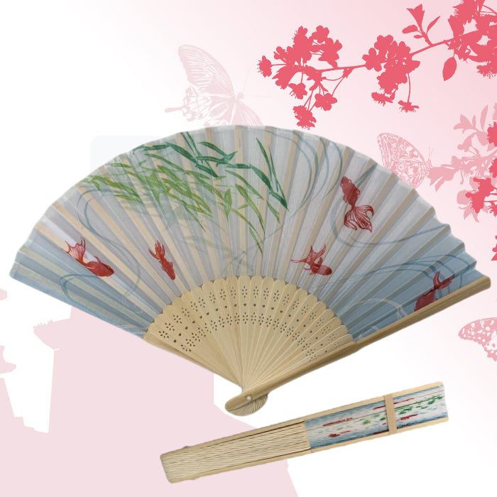 Japanese Hand-held Fans