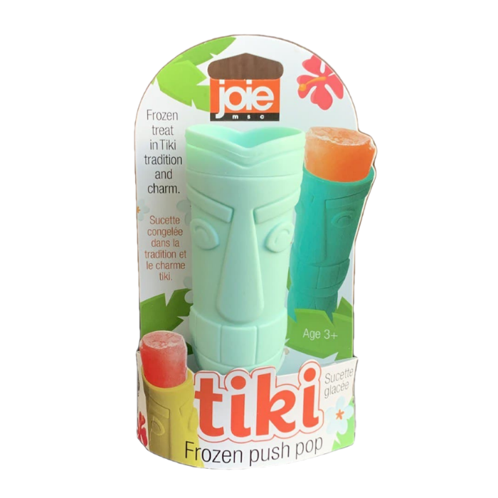 Joie Tiki Frozen Push Pops Mould
