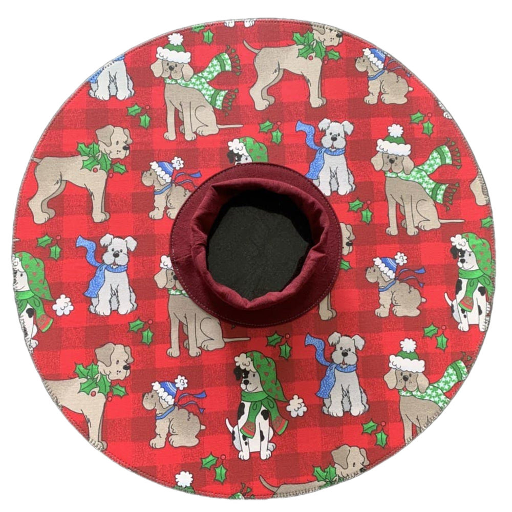 Christmas Collection Protective Pet Collars (CoolCollars)