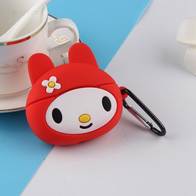 3D Airpods Pro Case Covers -  with Cute Characters