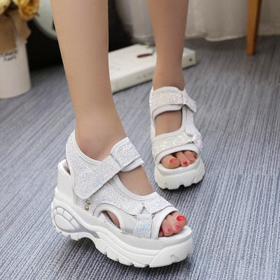 Women Fashion Platform Sandals / Wedges / Thick Bottom