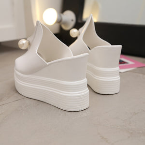 Sexy Women High Heels / Platform / Wedge Heel Sandals / Slides