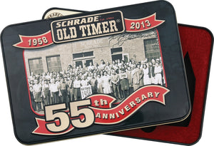 Old Timer Anniversary Tin