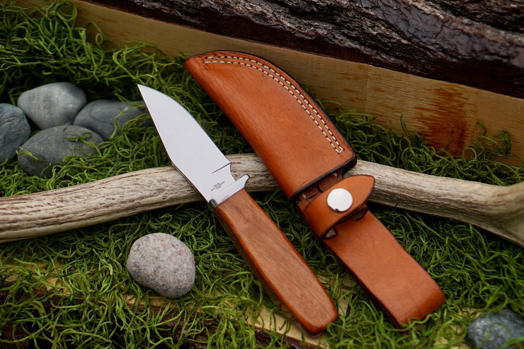 Skinning Knife (K2)-AuSable River MFG