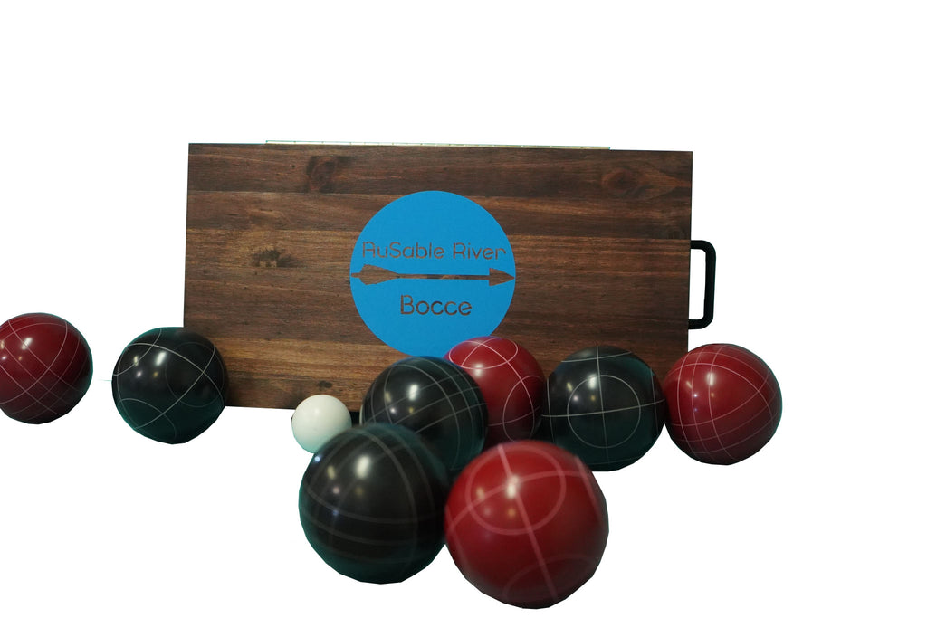 Bocce Game-AuSable River MFG