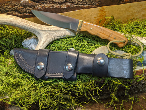 "Hunting Knife - 4.75"" Blade"