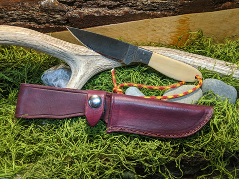 "Hunting Knife - 3.75"" Blade"
