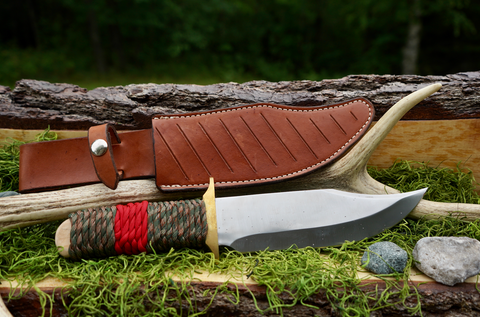 Szco Full Tang Riverboat Bowie Knife