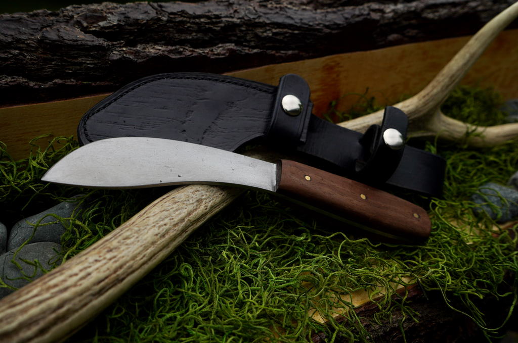Buffalo Skinner Blade Knife-AuSable River MFG