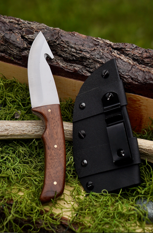 Guthook Skinner Knife (BBKB-MH-Hunt-019)-AuSable River MFG