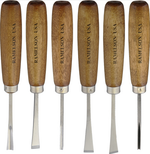 Basic Woodcarving Knife Set-AuSable River MFG