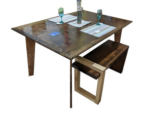 Modern Dining Table-AuSable River MFG