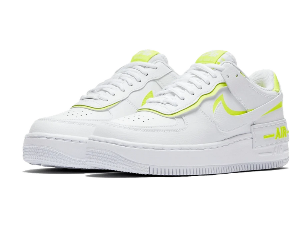 Nike Air Force 1 White Lemon - TrickyShopper