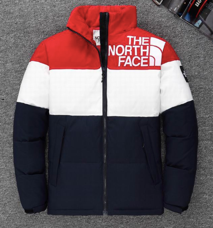 North Face Jacket 2020 Tricolor - TrickyShopper