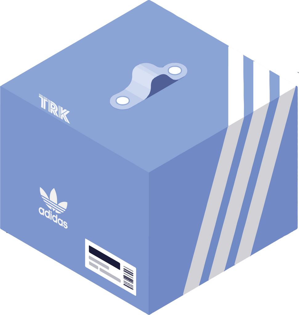 ADIDAS Sneakers Mystery Box & Egg - TrickyShopper