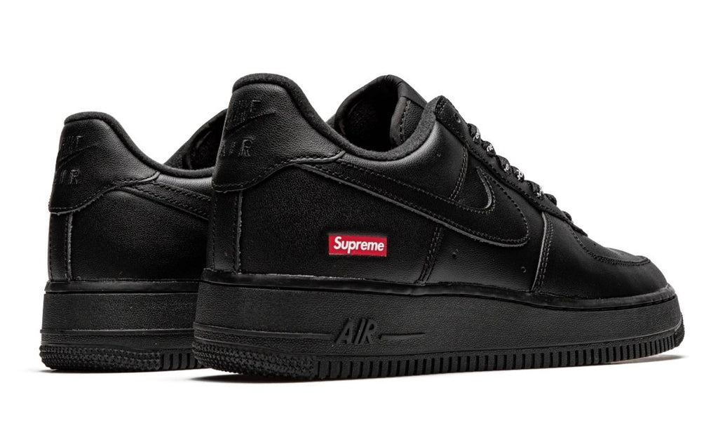 Air Force 1 Low Black Supreme - TrickyShopper
