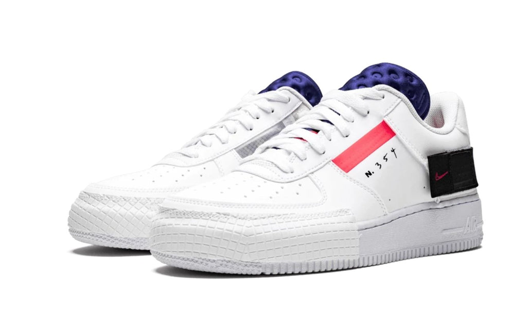 Nike Air Force 1 Type N 354 White - TrickyShopper