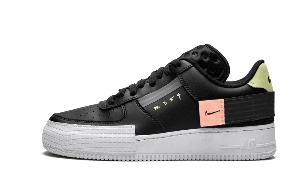 Nike Air Force 1 Type N 354 Black