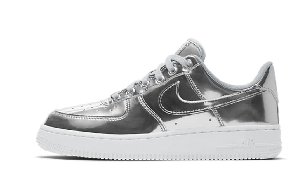 Nike Air Force 1 Low Metallic Chrome