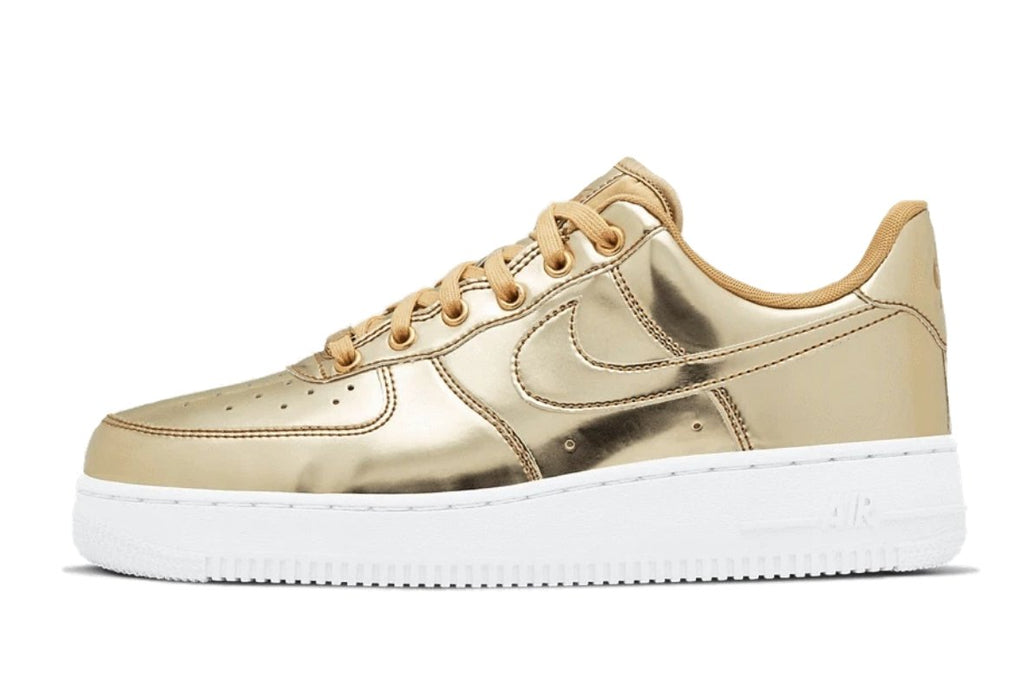 Nike Air Force 1 Low Metallic Gold