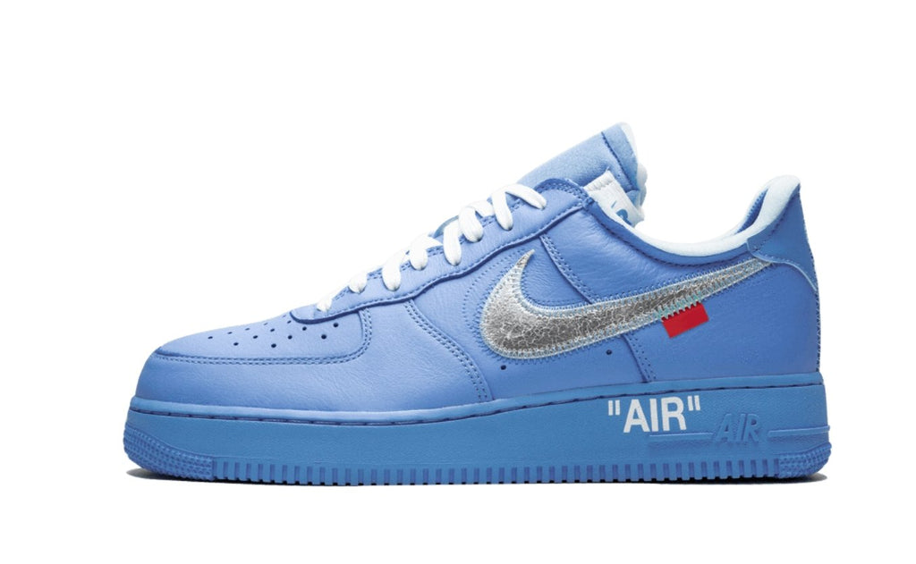 Nike Air Force 1 Low Off-White Blue